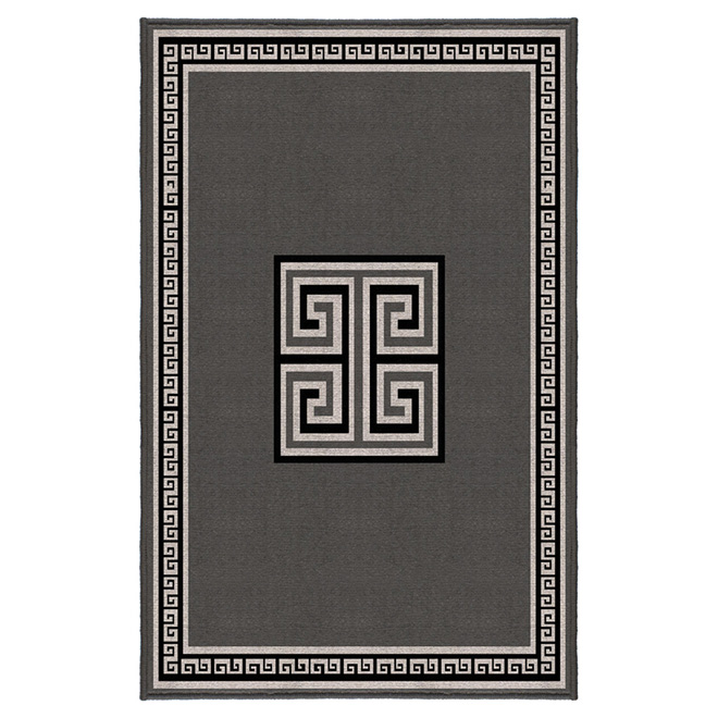 """Kei"" Accent Rug - 32"" x 46"" - Grey"