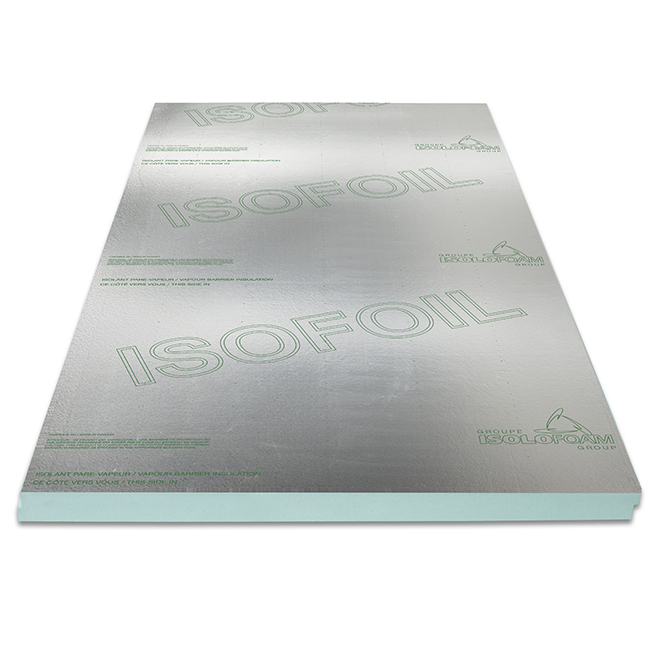 """R-11"" Vapour-Barrier Insulation"