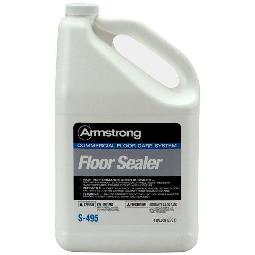S-495 Commercial Floor Sealer - 3.78 L