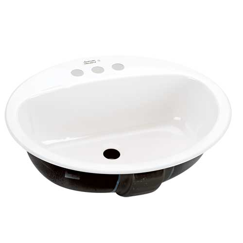 basin ovation built in lavatory basin rona