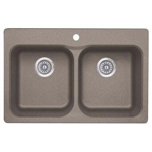 Rona Kitchen Sinks : Double kitchen sink