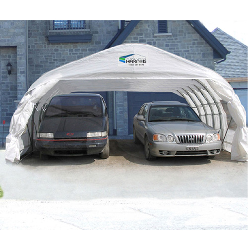 20-ft. X 20-ft. Car Shelter