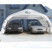 20-ft. X 25-ft. Car Shelter