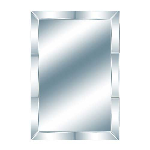 """Multi Casual"" Bevelled Mirror"