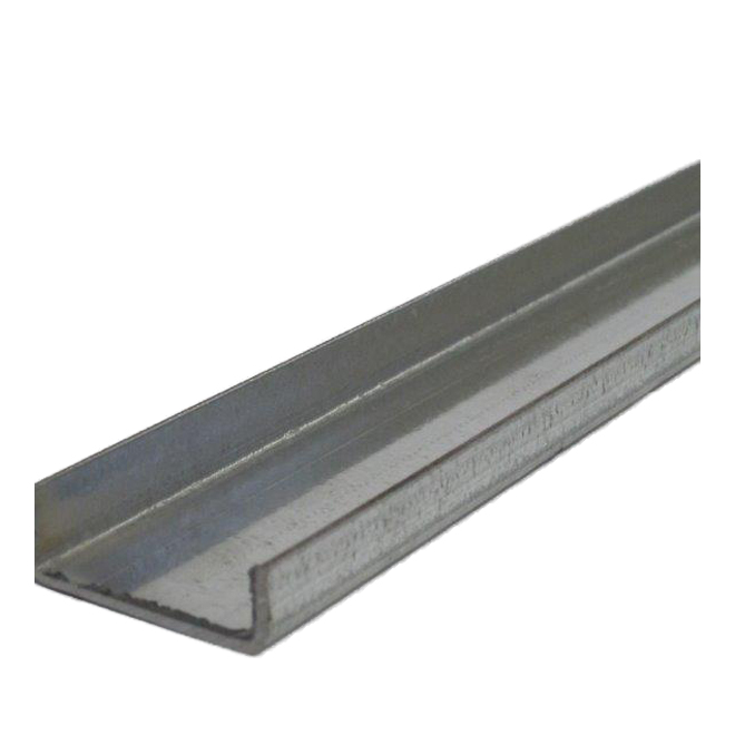 Galvanized Steel Quot U Quot Channel 1 1 2 Quot X 12 Rona
