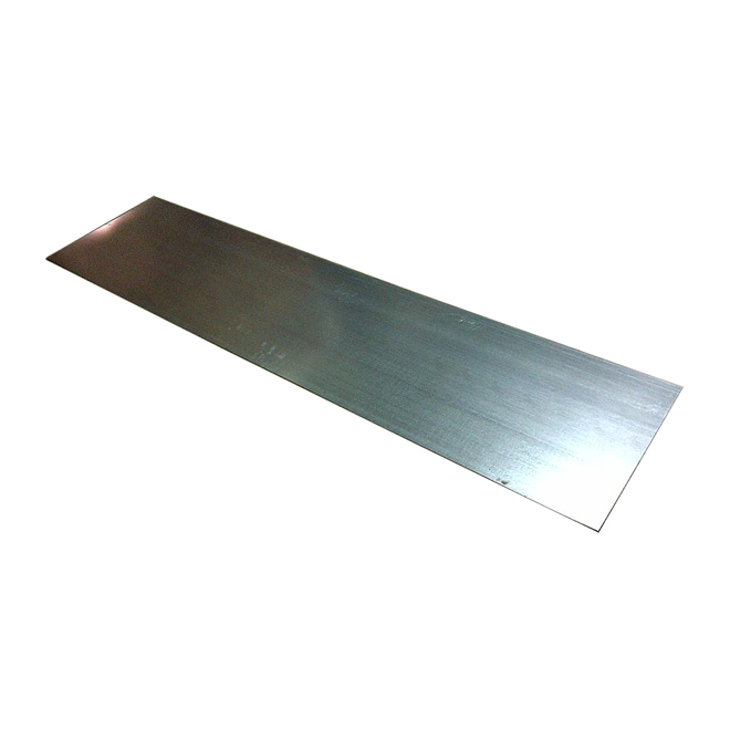 Galvanized steel sheet