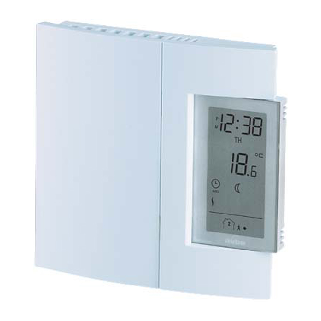 Programmable baseboard thermostat rona for Convector mural