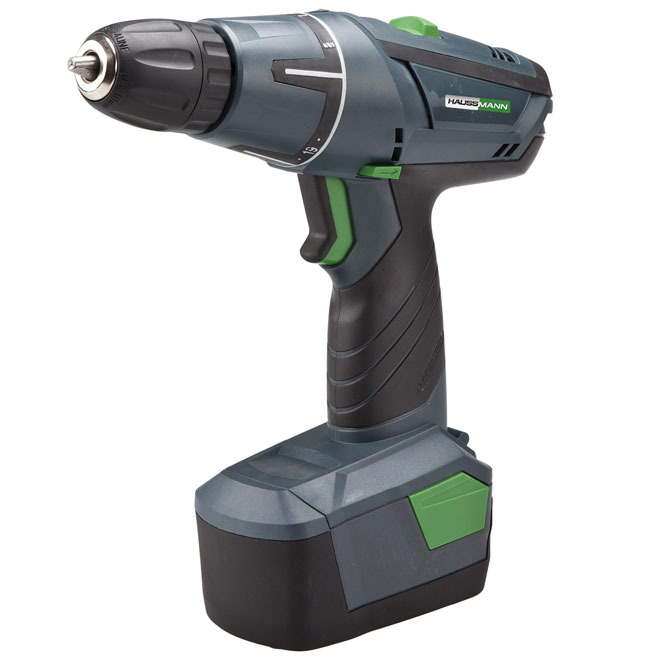 18-V Drill and Impact Driver Combo