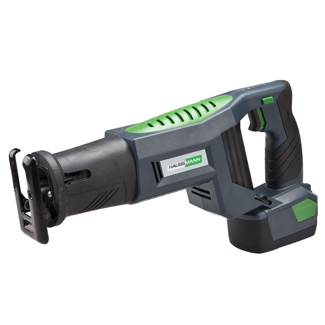 Set of 4 18-V Cordless Tools