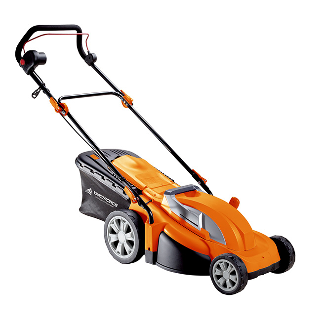 13,5-in Electric Lawnmower