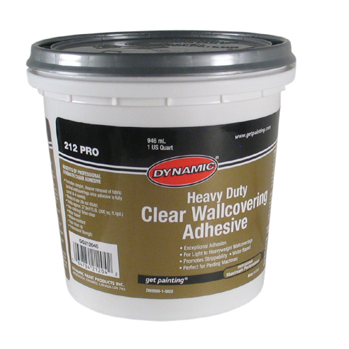 adhesive clear wallpaper adhesive rona