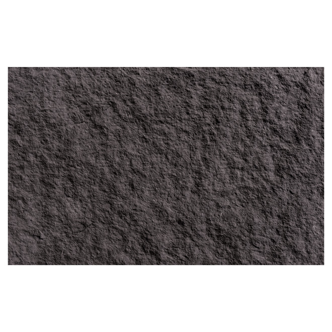 Decorative Wall Stones - Dark Grey