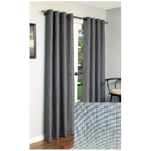Grommets Curtain Panel