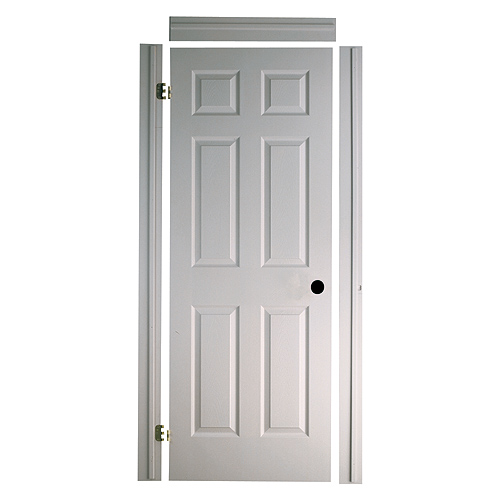 "6-Panel Fast-Fit Interior Door - 28"" x 78"""