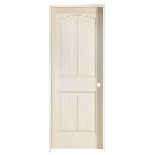 Prehung Door - Left