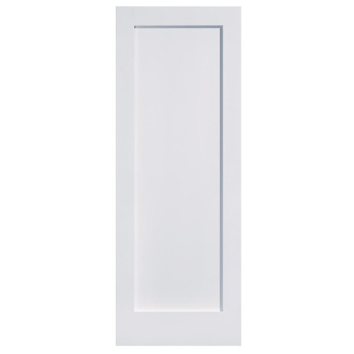 "1-Panel Pre-Hung Interior Door - 32"" x 80"" - Left"