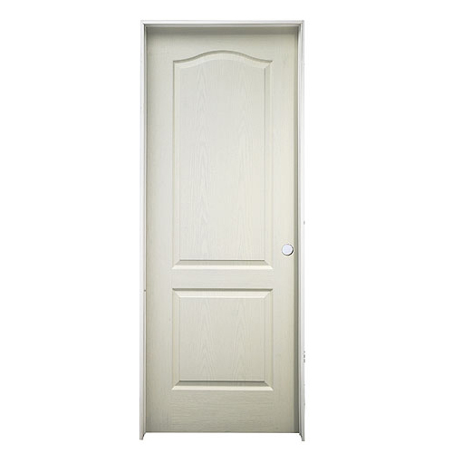 "2-Panel Arched-Top Pre-Hung Door 30"" x 80"" - Right"