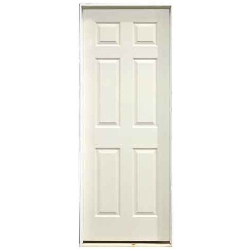 6 Panel Pre Hung Interior Door 34 X 80 Right RONA