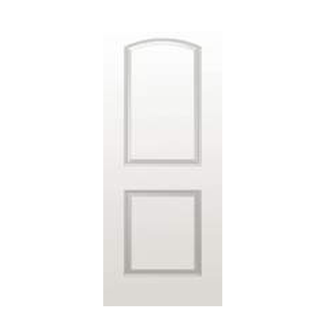 """Roman"" 2-Panel Fast-Fit Door - 24"" x 80"""