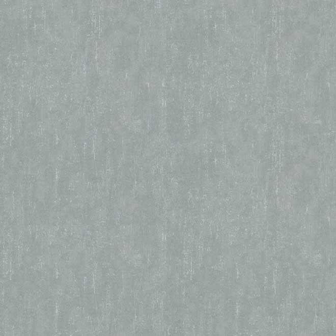 "Prepasted Wallpaper ""Cement Texture"" - Metal Blue"
