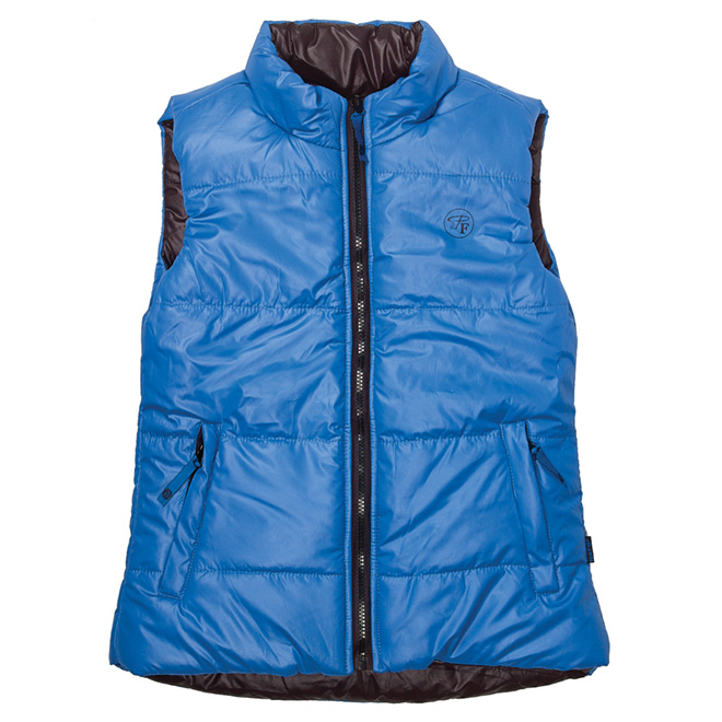 Isolating Vest for Women - Blue and Black - Extra Small