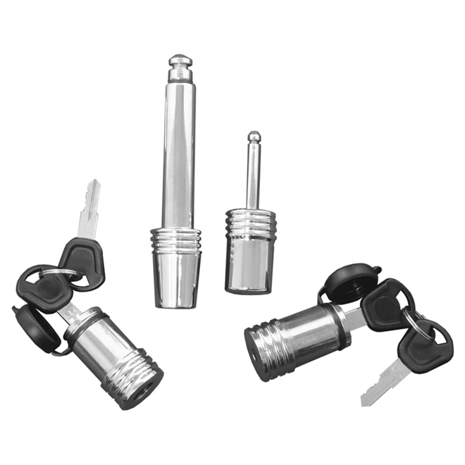 Universal Coupler and Receiver Lock Set