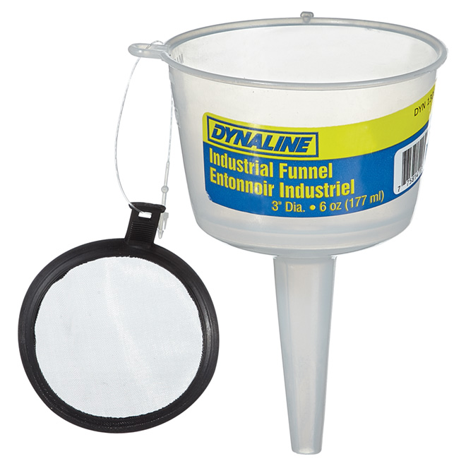 Multi-Purpose Funnel with Filter - 3""