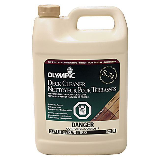 Deck Cleaner - 3.78 L