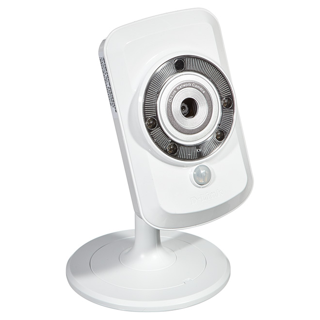 Security Camera - Wireless/Ethernet - Motion