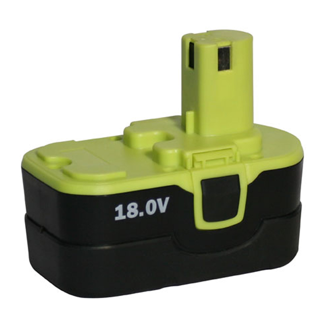 18V Rechargeable Battery