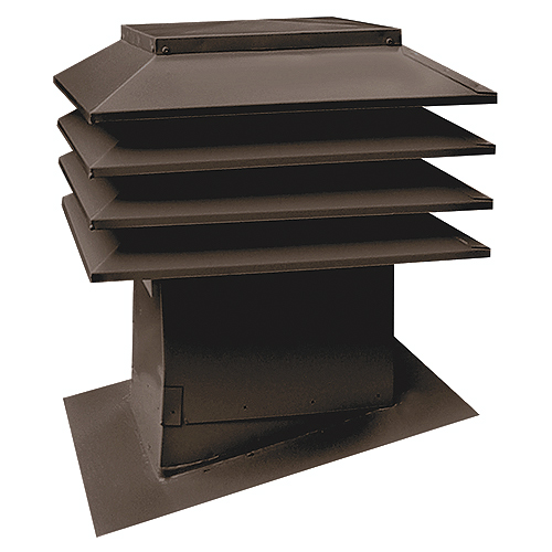 Roof Ventilator (12 in x 12 in)