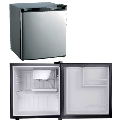 compact refrigerator 1 7 cu ft stainless rona. Black Bedroom Furniture Sets. Home Design Ideas