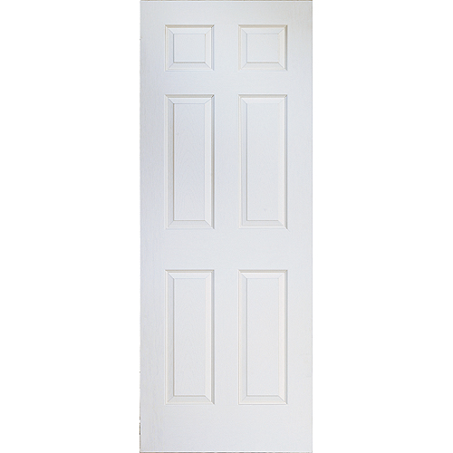 6-Panel Hollow-Core Interior Door