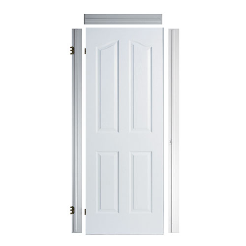 4-panel fast fit interior door