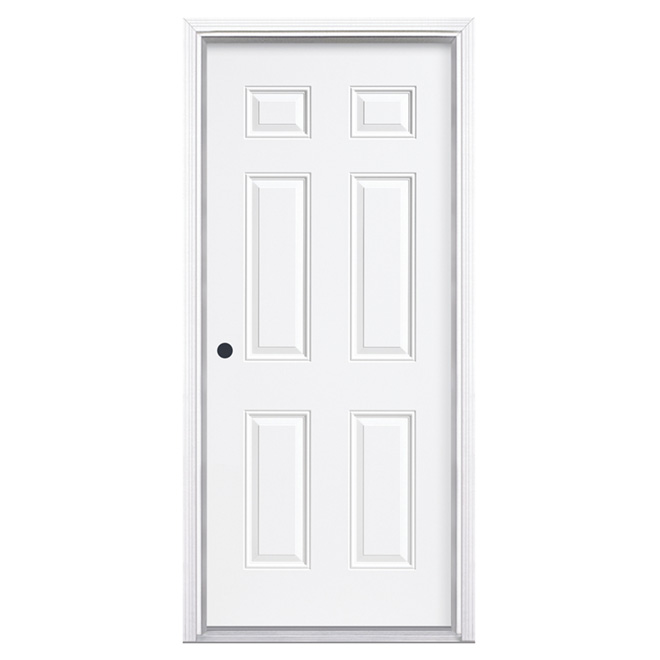 Porte ph36 droite 4 9 16 rona for Masonite porte exterieur