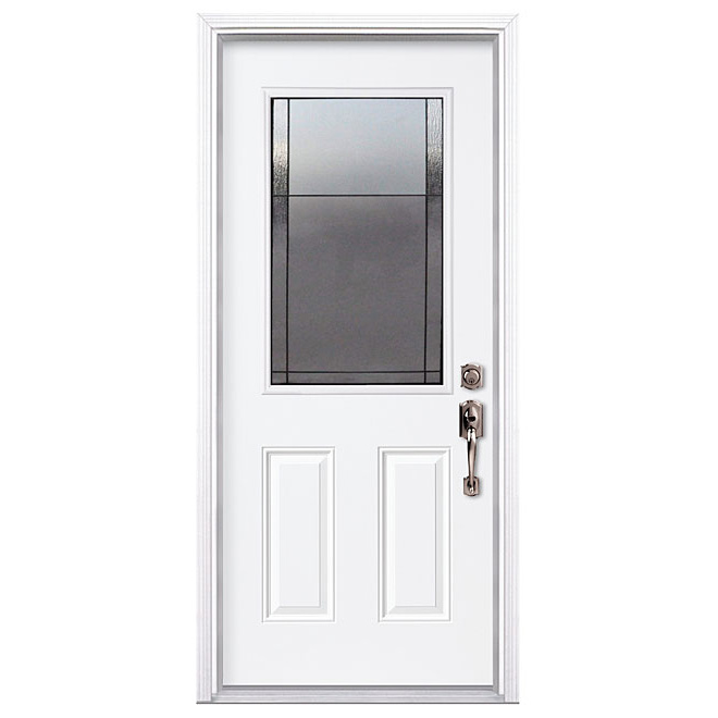 """Vogue"" Steel Door"