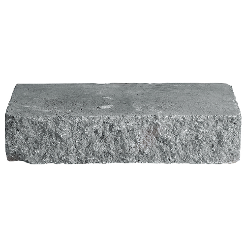 "Concrete Brick for Straight Forward Wall - 18"" x 4"""