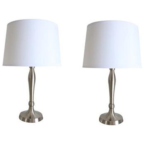 2-Table lamp combo