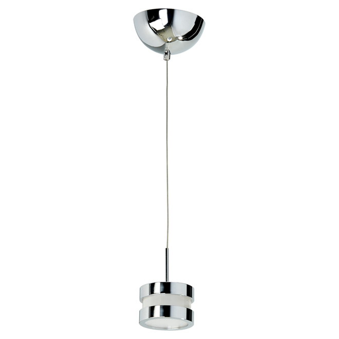 """Dello"" 1-Light LED Pendant Light"