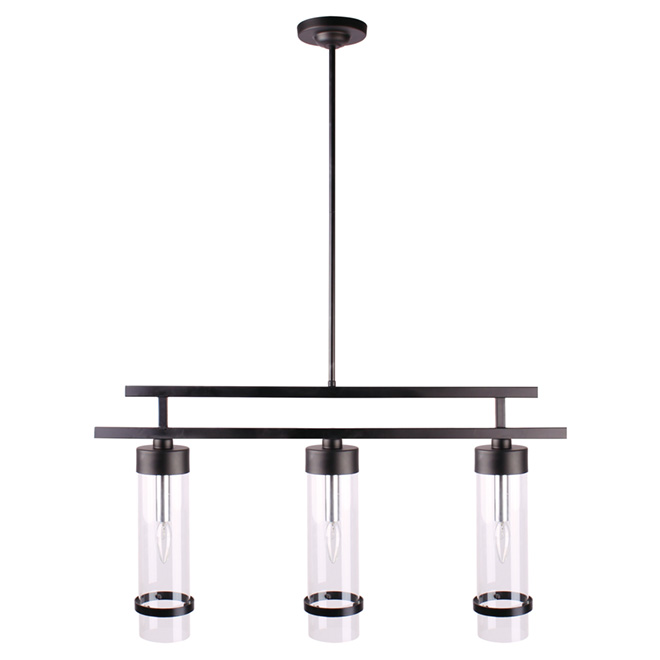 """Edimbourg"" 3-Light Pendant Light"