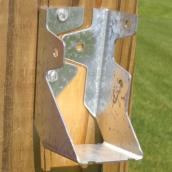 Fence Rail Hanger - 2