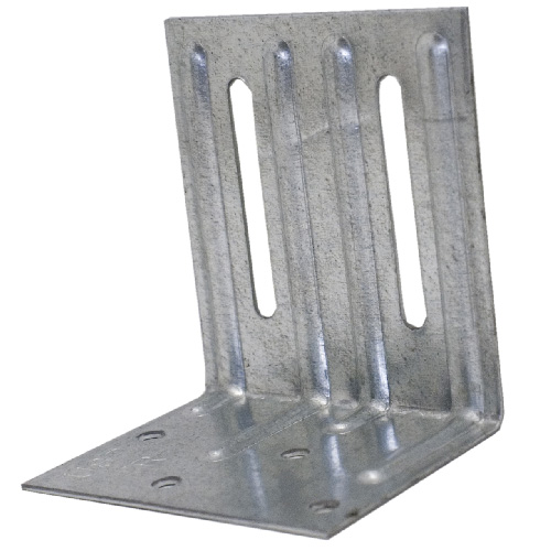 Steel Double Slot Roof Truss Tie 2 1/2""
