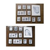 Picture Frame - Set of 10 Picture Frames
