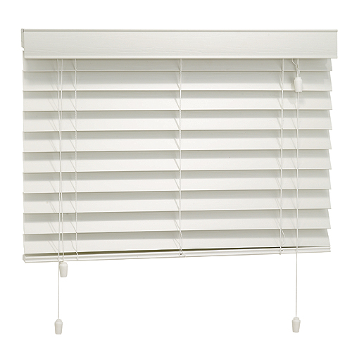 Venetian Faux Wood Blind
