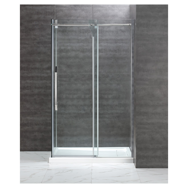"""Antigua"" Shower Door - 48"""