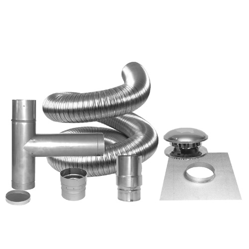 5-in Chimney liner kit