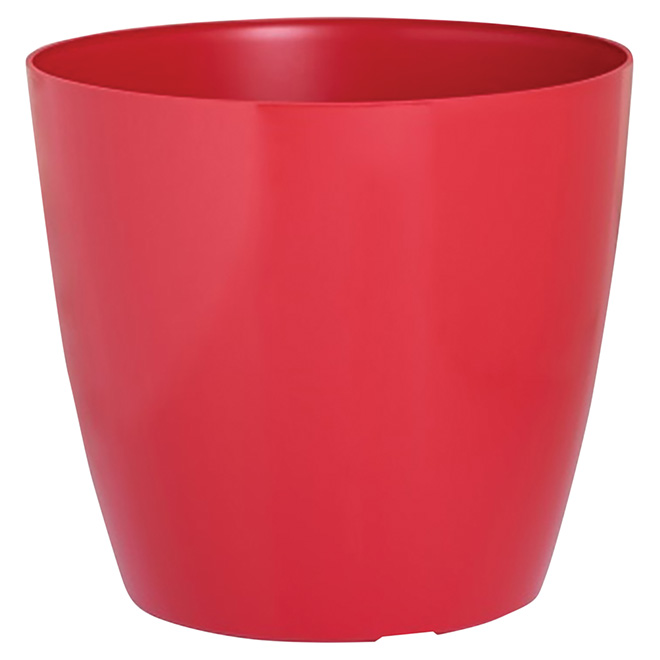 "Cover Pot - ""San Remo"" - 5.5"" - Red"