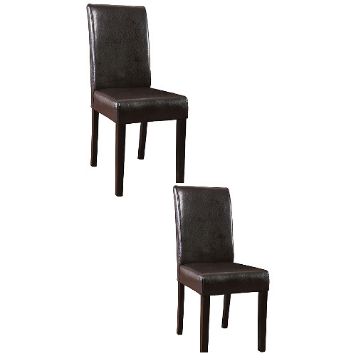 "Set of 2 ""Parson"" Chairs"