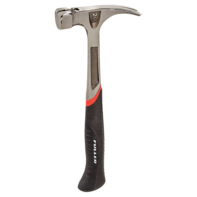 Straight-Claw One-Piece Hammer - 20 oz