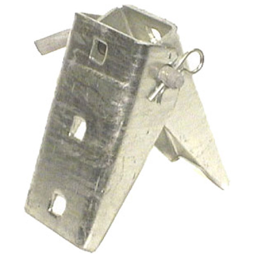 "Connector Hinge - 3 1/4"" x 6"" x 3/16"""